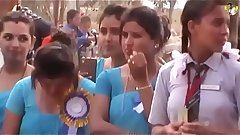 MILF NEPALI WOMEN BIG JUICY NAVEL AND CURVY WAIST SHOW IN FUNCTION 2