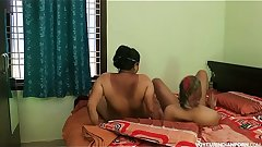 Indian Mallu Bhabhi Dipinitta Pussy Fucked In Desi Style By Her Young Lover