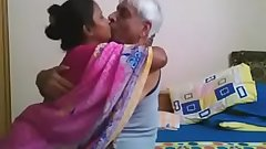 Indian Uncle Inserts Full Dick In House Maid