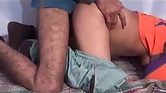 desi doggy style shopkeeper sex in home